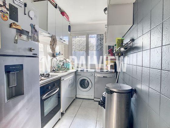 Vente appartement 3 pièces 57,04 m2