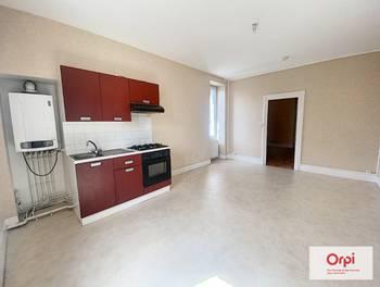Appartement 2 pièces 36,53 m2