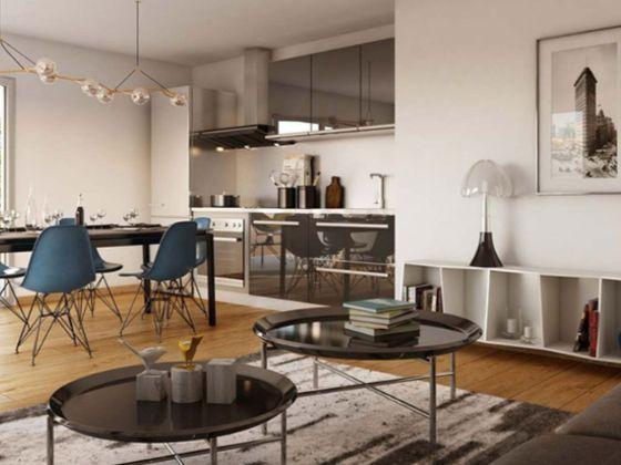 Vente appartement 4 pièces 85,64 m2