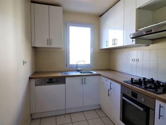 Location appartement 3 pièces 58,49 m2