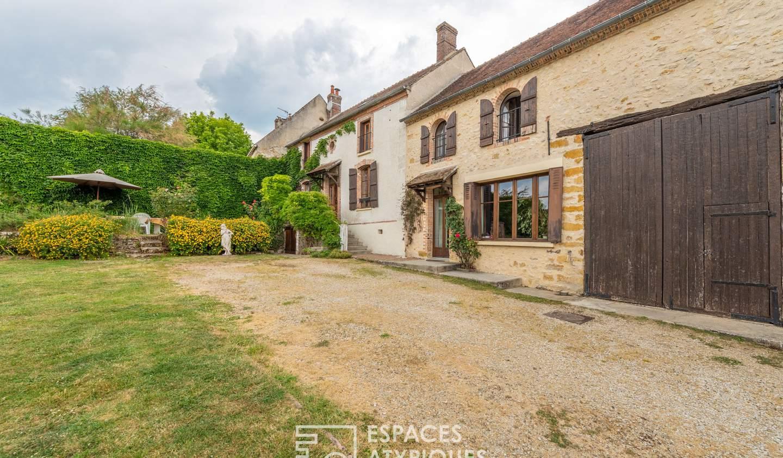 Maison Donnemarie-Dontilly
