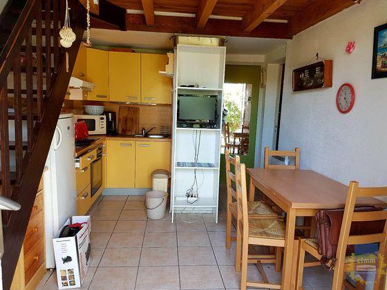 Vente maison 4 pièces 40 m2