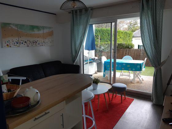 Vente studio 27,24 m2