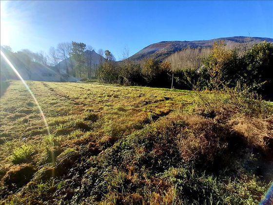 Vente terrain 600 m2