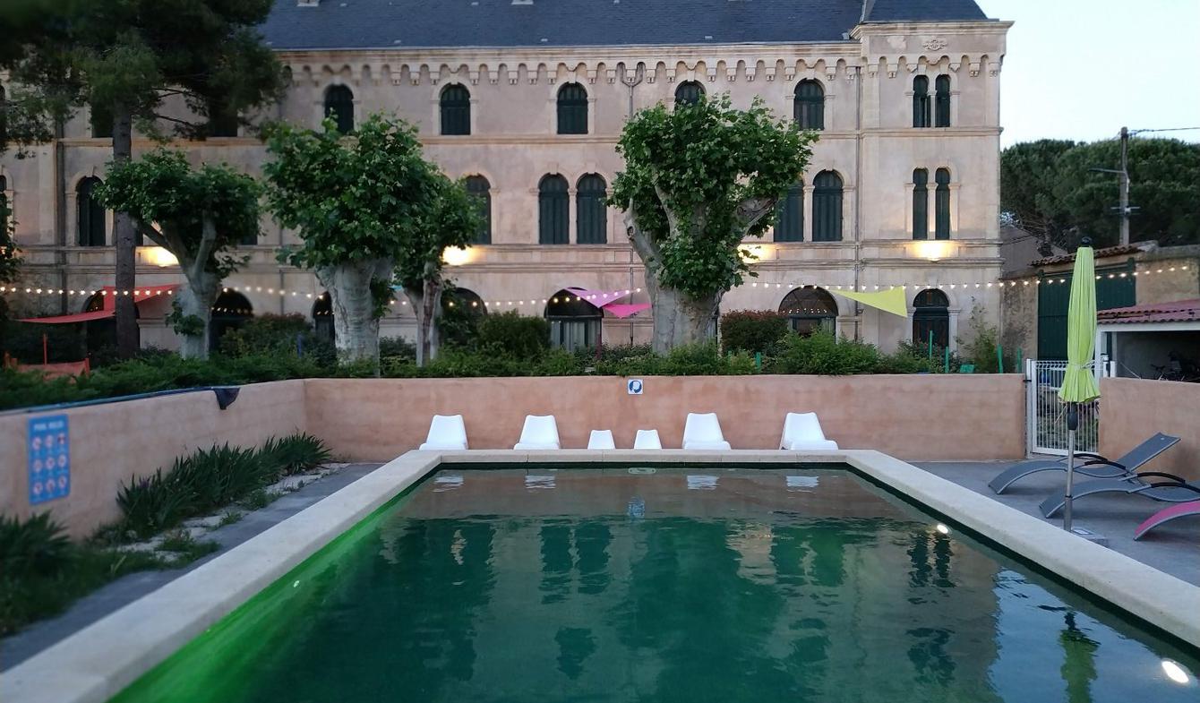 Propriété avec piscine Pezenas