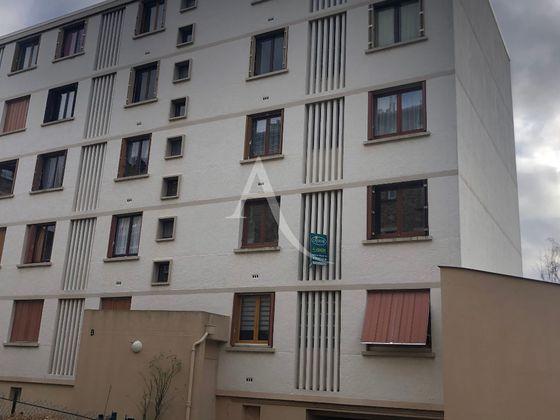 Vente appartement 3 pièces 55,2 m2