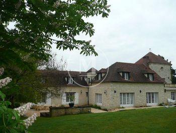 manoir à Fontenay-Mauvoisin (78)