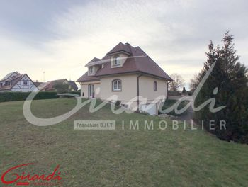 maison à Chalampé (68)