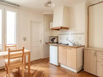 Appartement 2 pièces 27,85 m2