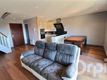 Appartement 3 pièces 80,7 m2
