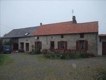 maison à Mouhet (36)
