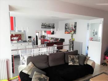 Maison 6 pièces 87,36 m2