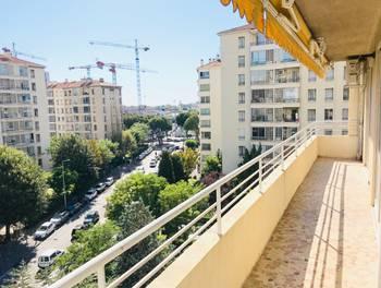Appartement 4 pièces 85,69 m2