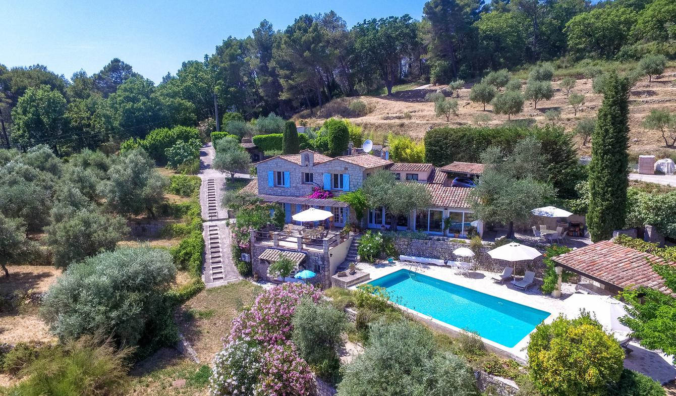 Maison avec piscine Callian
