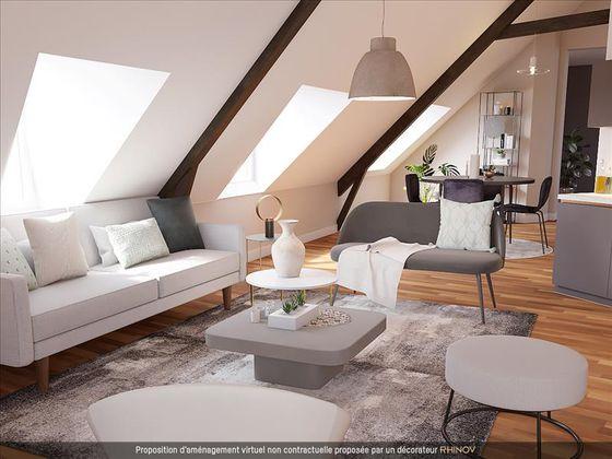 Vente appartement 3 pièces 127 m2