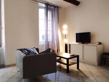 Appartement meublé 2 pièces 30,74 m2