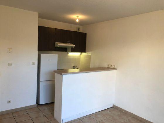 Vente appartement 2 pièces 32,91 m2