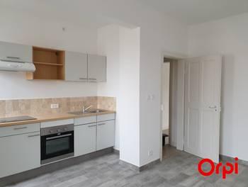 Appartement 2 pièces 56,98 m2