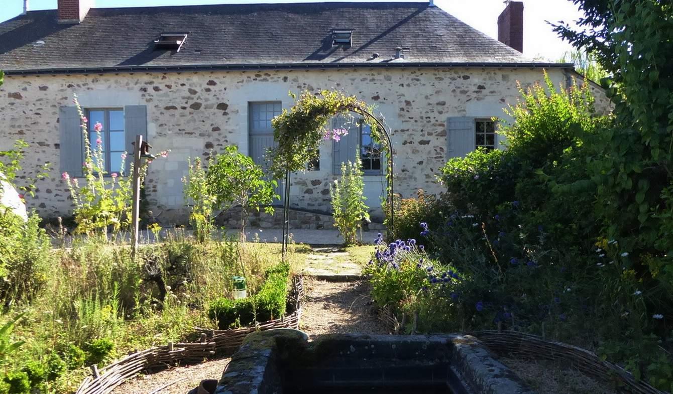 Maison avec jardin Blaison-Gohier