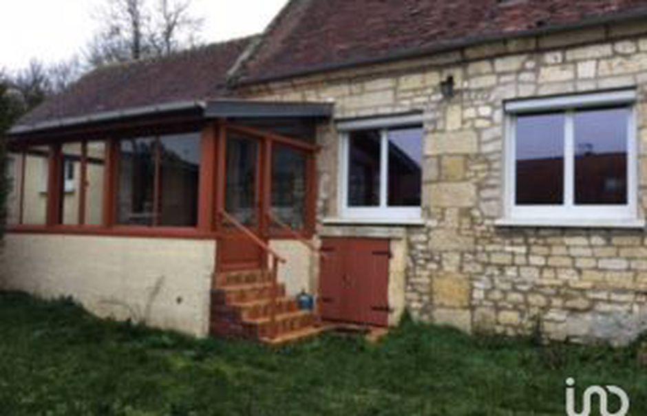 Vente maison 2 pièces 75 m² à Montiers (60190), 112 000 €