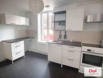 Appartement meublé 3 pièces 54,2 m2