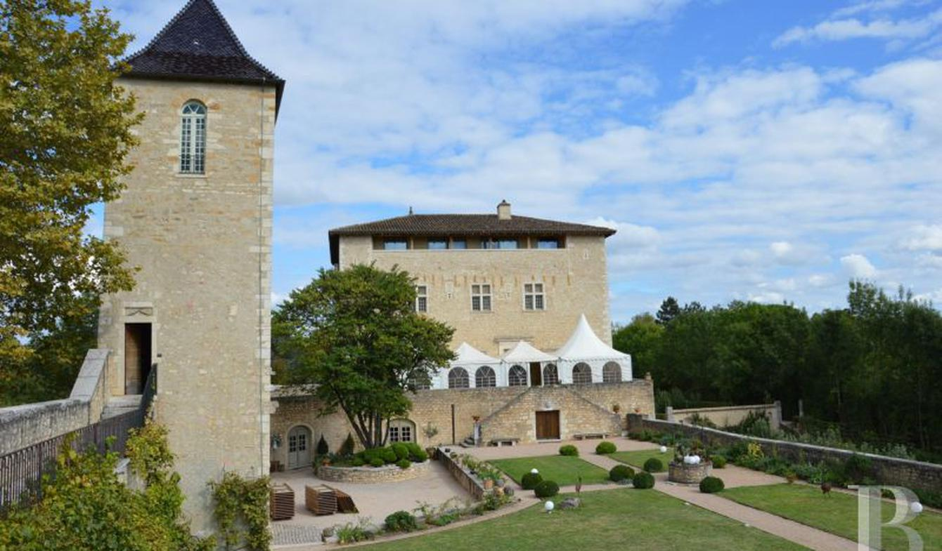 Château Lyon 1er