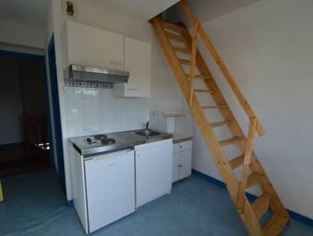 Appartement 2 pièces 15,68 m2