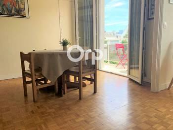 Appartement meublé 3 pièces 74,32 m2