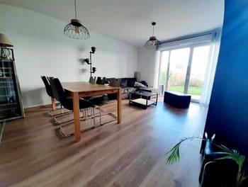 Appartement 3 pièces 64,6 m2