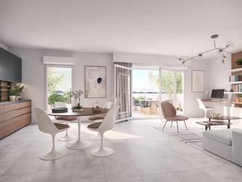 Appartement 4 pièces 85,93 m2