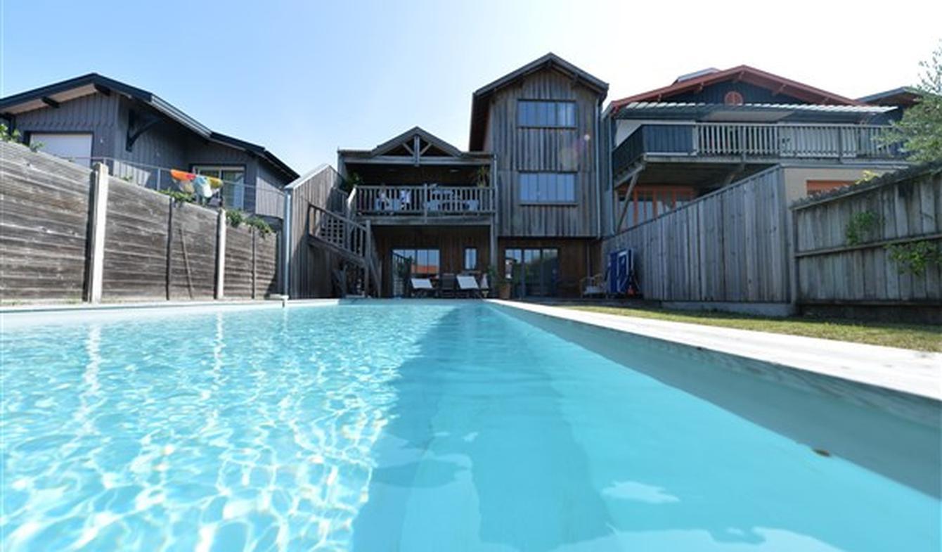 Maison avec piscine La Teste-de-Buch