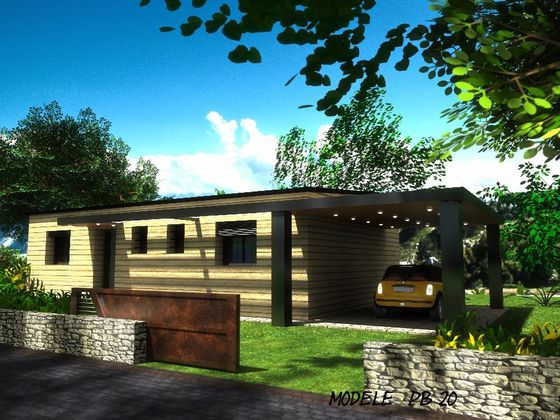 Vente maison 4 pièces 55,07 m2