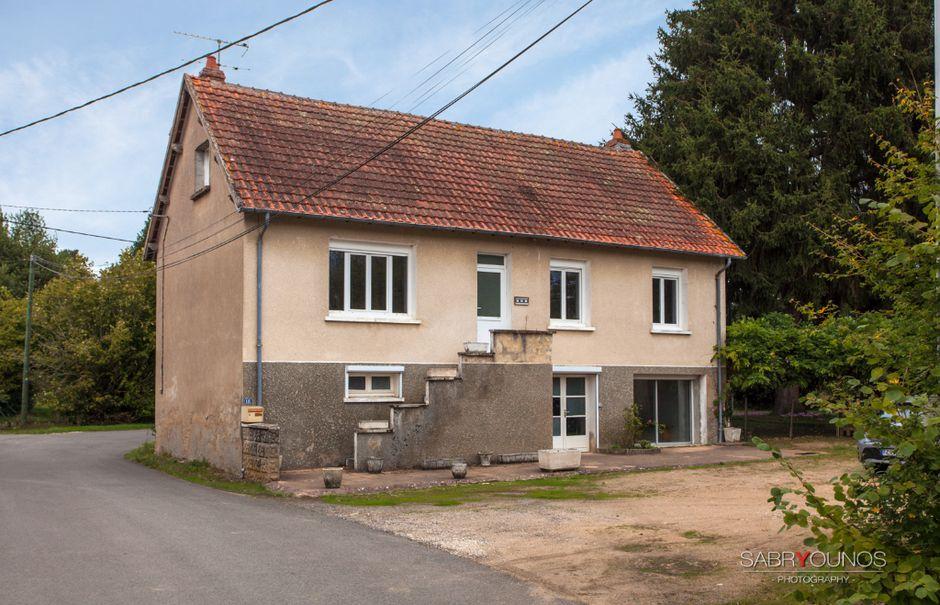 Vente maison 7 pièces 165 m² à Boulleret (18240), 89 000 €