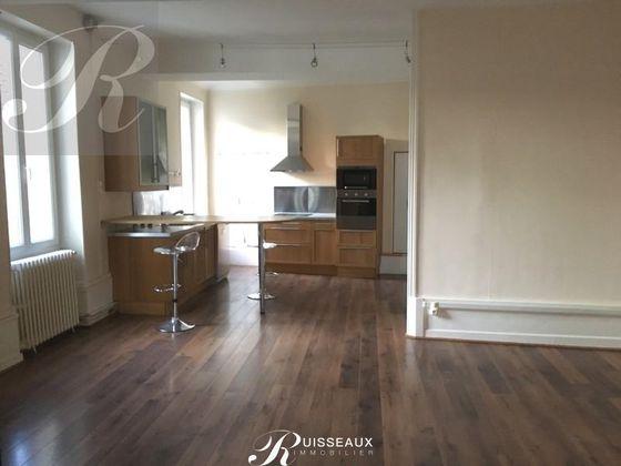 Vente appartement 2 pièces 62,85 m2