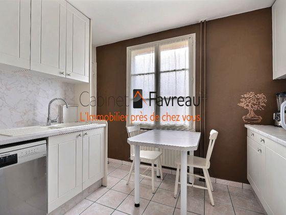 Vente appartement 3 pièces 71,6 m2
