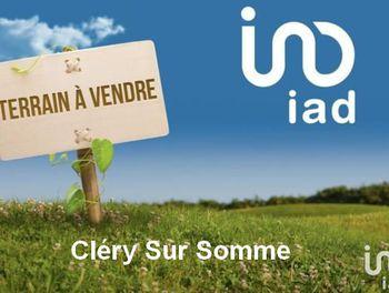 terrain à Cléry-sur-Somme (80)