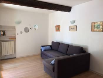 Appartement meublé 3 pièces 58,41 m2