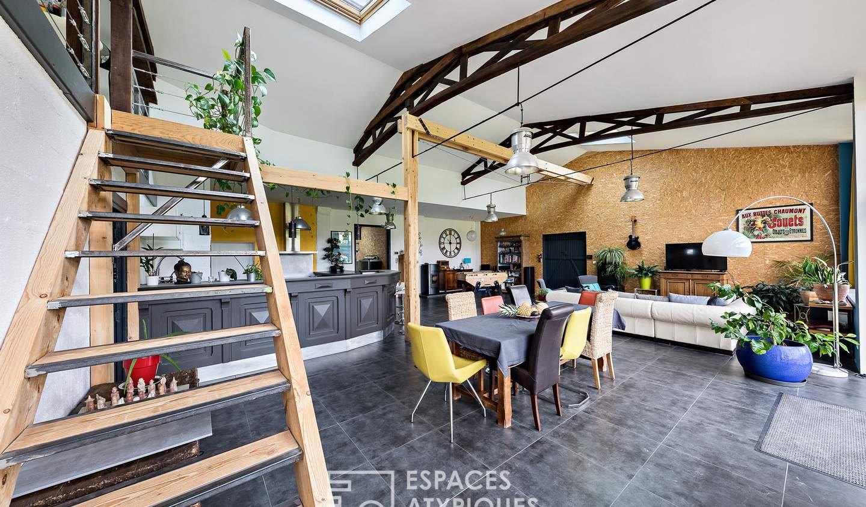 Maison avec terrasse Beaumont-le-Roger