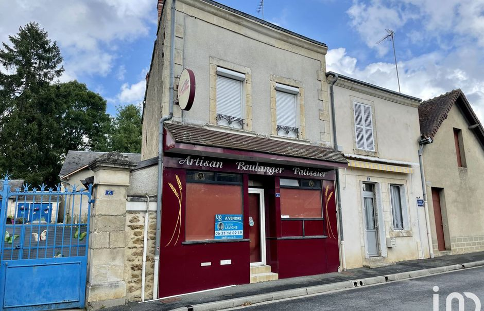 Vente maison 7 pièces 130 m² à Le Menoux (36200), 45 000 €