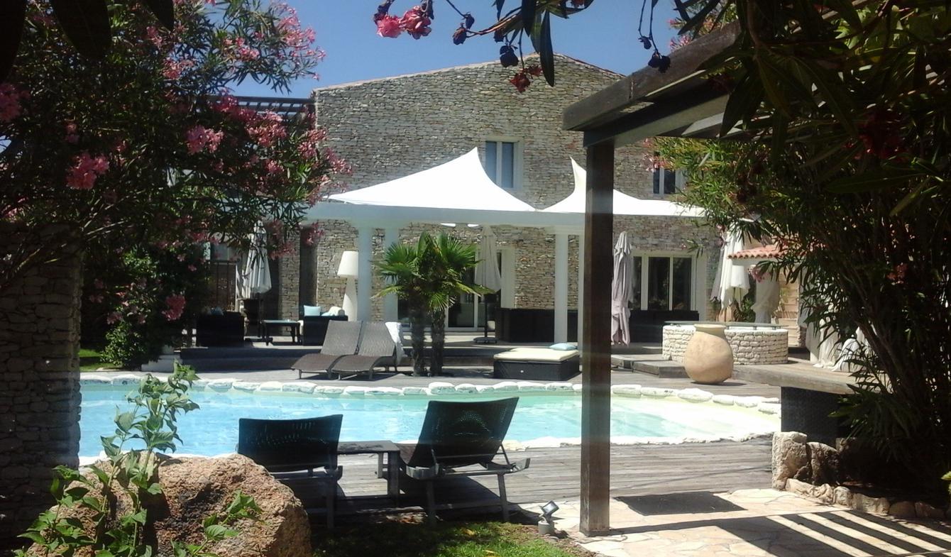 Propriété avec piscine et jardin Bonifacio