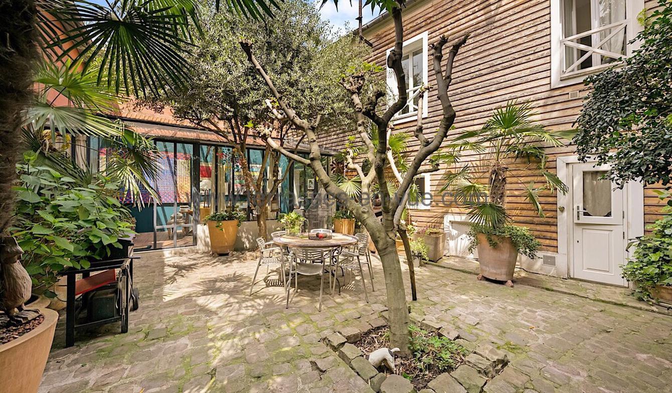 Maison avec terrasse Malakoff