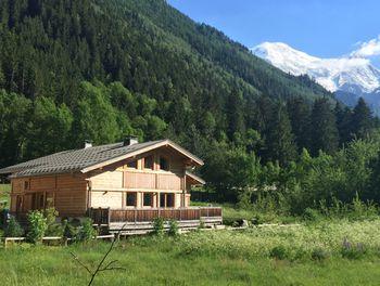 villa à Chamonix-Mont-Blanc (74)