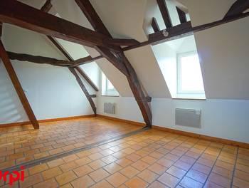 Appartement meublé 2 pièces 33,82 m2