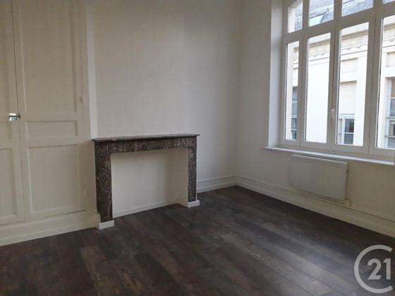 Location appartement 2 pièces 51,64 m2