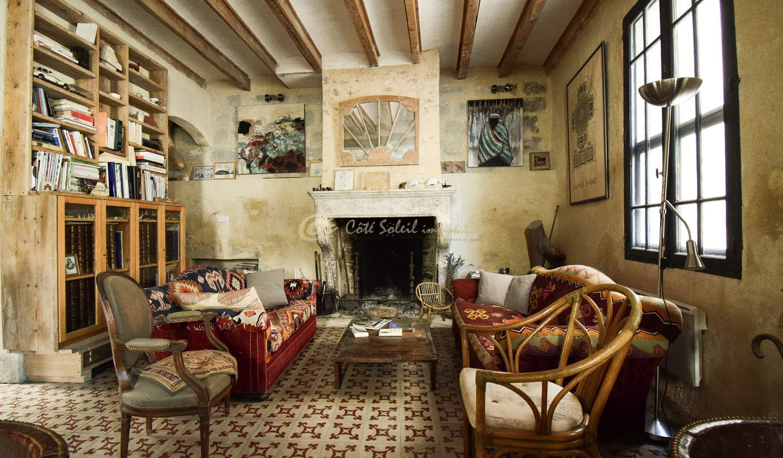 Maison avec terrasse Boulbon