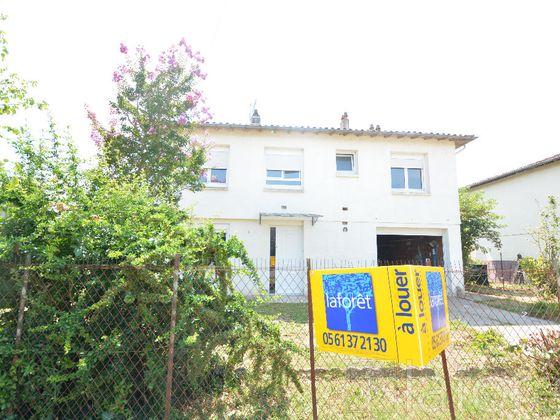 Location maison 4 pièces 86 m2