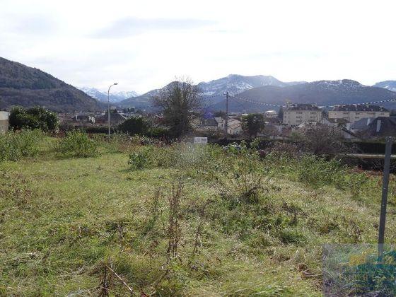 Vente terrain 732 m2