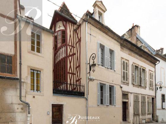vente Maison 6 pièces 130 m2 Dijon