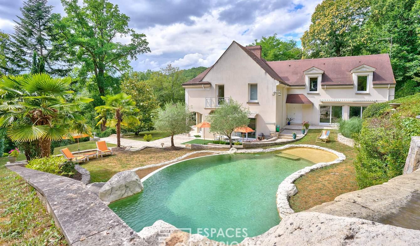 Maison avec piscine et terrasse Jouy-en-Josas