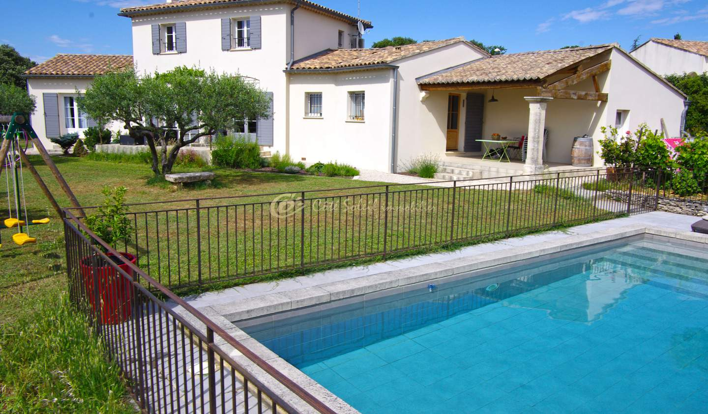 Villa with pool and terrace Saint-Siffret